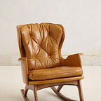 Anthropologie - Finn Rocker - *Bowler or Trinidad finish