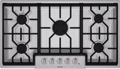 Contemporary Cooktops by Bosch