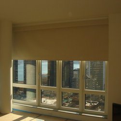 Motorized Shades - http://shadesny.com/gallery-motorized-shades-nyc.html