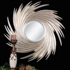 "Modern Mirrors by Santa Monica Bay Lighting Since ""1976"""