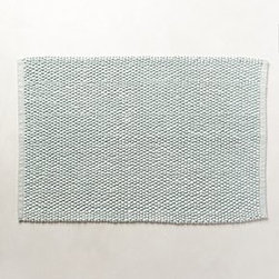 "Anthropologie - Dune Bathmat - CottonMachine wash38""L, 24""WImported"