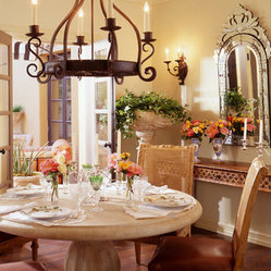 Custom Encanto Dining Room Fixture