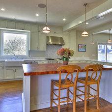 Kitchen Petaluma Homes