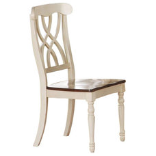 Transitional Dining Chairs by eFurniture Mart