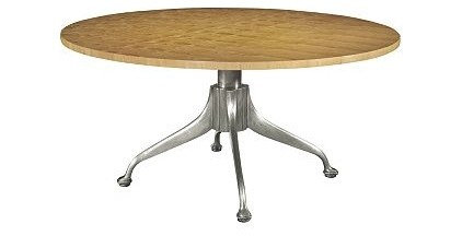 Modern Dining Tables by The Hickory Chair Furniture Co.