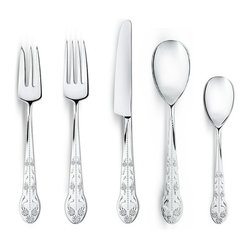 Alessi Asta Barocca 5-pc. Cutlery Set