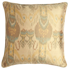 mediterranean pillows by Calypso St. Barth