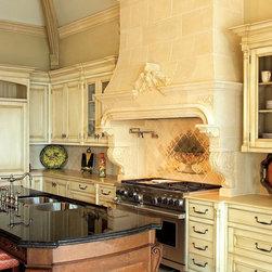 Stone Kitchen Hoods - Adam Grabowski