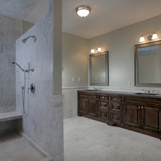 Traditional Bathroom by JM Lifestyles