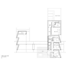 Modern Floor Plan by RUFproject