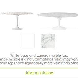 Saarinen table reproduction - High quality reproduction.