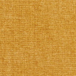 Gold Solid Soft Durable Chenille Upholstery Fabric By The Yard - This fabric is great for residential and commercial upholstery. This material is woven for enhanced elegance, and will exceed 50,000 double rubs.