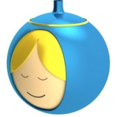 Contemporary Christmas Ornaments by LBC Modern