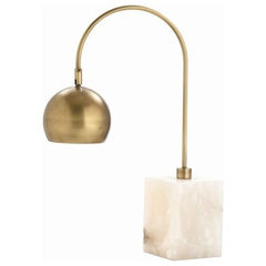 contemporary table lamps by Candelabra