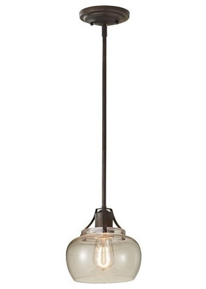 Rustic Pendant Lighting by Chachkies
