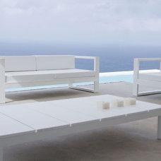 Modern Outdoor Sofas by Stardust Modern Design