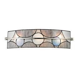 Dale Tiffany - New Dale Tiffany Vanity Lights Black Metal - Product Details