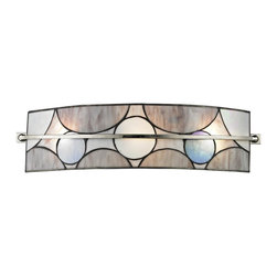Dale Tiffany - New Dale Tiffany Vanity Lights Black Metal - Product Details