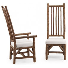 Rustic Living Room Chairs by La Lune Collection