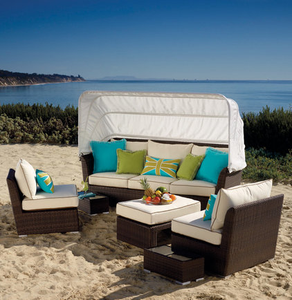 Tropical Patio Furniture And Outdoor Furniture by FRONTGATE