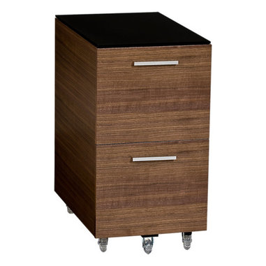 Contemporary Filing Cabinets & Carts: Find Vertical and Lateral File Cabinet Designs Online