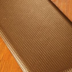Venezia Anti Fatigue Comfort Mat - Bronze -