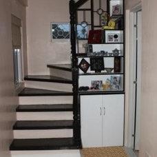 Modern Staircase Interior