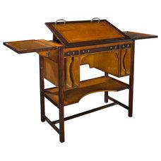 Bureau and Tall Bureau Desk