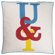 Modern Decorative Pillows by John Lewis