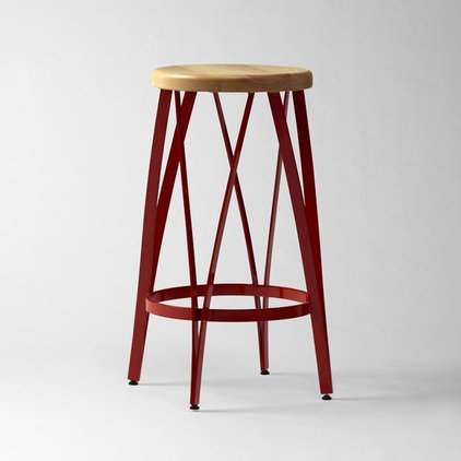 contemporary bar stools and counter stools by West Elm