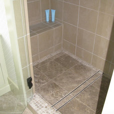 Showerheads And Body Sprays by LUXE Linear Drains, LLC