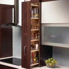 Contemporary Kitchen Drawer Organizers by Majestic Kitchens and Bath