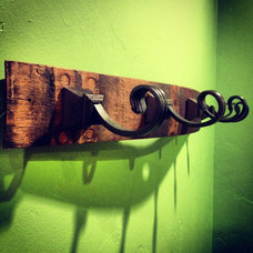 Hooks And Hangers by Vinoture