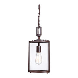 The Great Outdoors - The Great Outdoors 73064-246 1 Light Chain Hung - The Great Outdoors 73064-246 1 Light Chain Hung