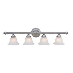 Minka Lavery - Minka Lavery 5274-77 Richlieu Bathroom Light In Chrome - Manufacturer: Minka Lavery