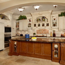 Traditional Refrigerators And Freezers by Trevarrow, Inc.