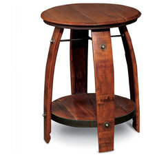 Farmhouse Side Tables And End Tables by Tugalo Bay