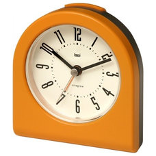 Midcentury Alarm Clocks by Bellacor