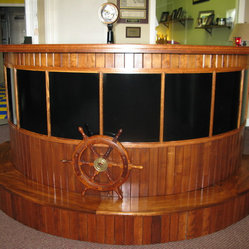 Custom made Boat Bar