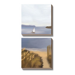 Artcom - Indian Summer by Tandi Venter - Indian Summer by Tandi Venter is a Canvas Art Set.