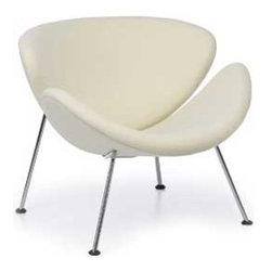 Orange Slice Chair by Pierre Paulin  Available at Morlen Sinoway Atelier - Orange Slice Chair