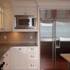 Contemporary Kitchen by ARTifact Interior Design