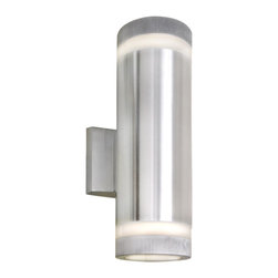 Maxim Lighting - Maxim Lighting 6112Al Lightray 2-Light Wall Sconce - Maxim Lighting 6112AL Lightray 2-Light Wall Sconce