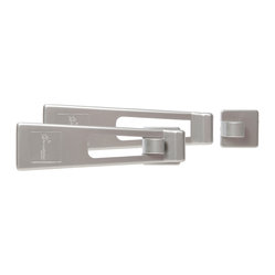 Dreambaby Refrigerator Latch, Silver, 2-Pack