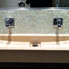 Contemporary Bathroom Sinks Bathroom