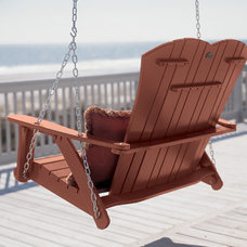 Traditional Outdoor Swingsets by Charleston Gardens