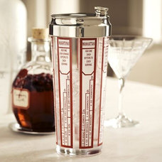 Traditional Cocktail Shakers And Bar Tool Sets by Pottery Barn