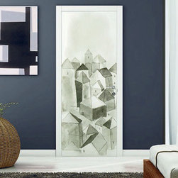 ART Lacquer Interior Door by GD - ART Collection is a very imaginary style. The pictorial feature of the designs makes every image attractive and converts every door into a screen on which the images born out of the fantasy.