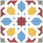 Morisco Big - 8x8 Cement Tile