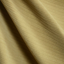 Gambaro Partridge Beige Corduroy Stripe Upholstery Fabric By The Yard - A simple beige corduroy, velvet stripe, Gambaro Partridge is best used to upholster furniture, cover cornice or head boards or making accent pillows.